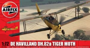 AX01025 de Havilland DH.82 Tiger Moth (RAF)